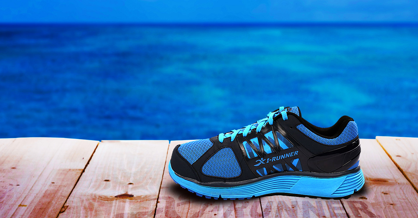 Mens diabetic shoes by I-Runner